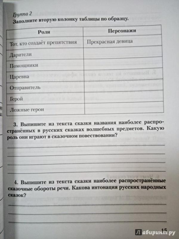 литературе учебнику меркина гдз по к класс 7 соловьева