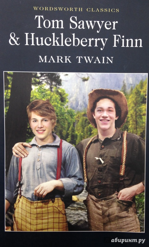 a comparison of huckleberry finn and the adventures of tom sawyer Mark twain's ''the adventures of tom sawyer'' and ''the adventures of huckleberry finn'' are perhaps his most well-known books while the novels.