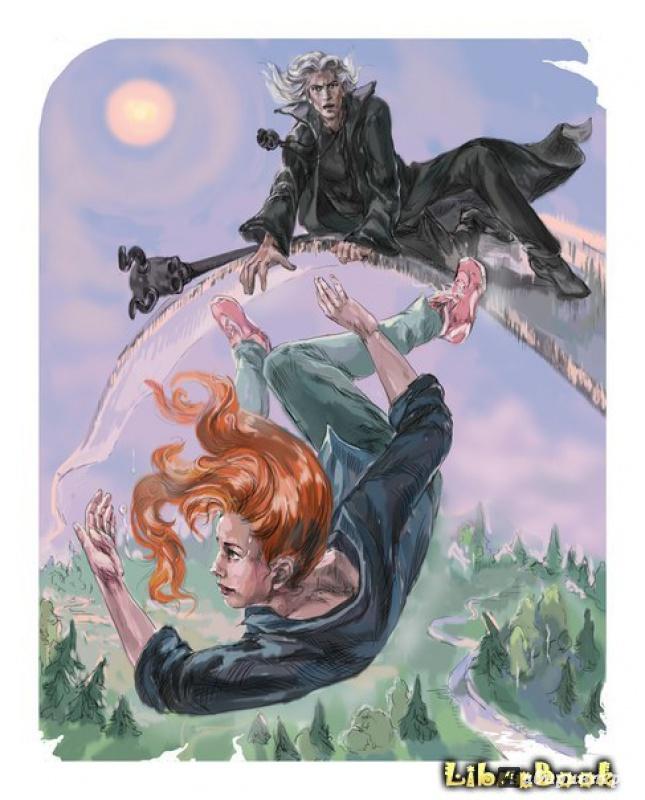 картинки ведьмы рыжие