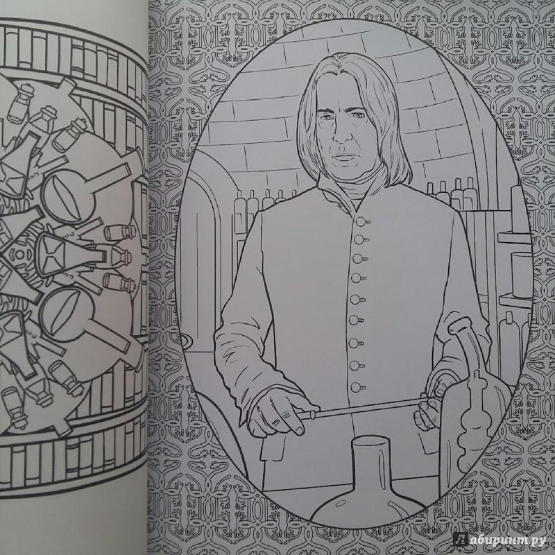 Иллюстрация 36 из 60 для Гарри Поттер. Волшебники и где их ...