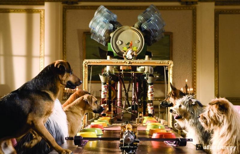 Иллюстрация 1 из 5 для Отель для собак (DVD) - Тор Фруденталь | Лабиринт - видео. Источник: )  Катюша