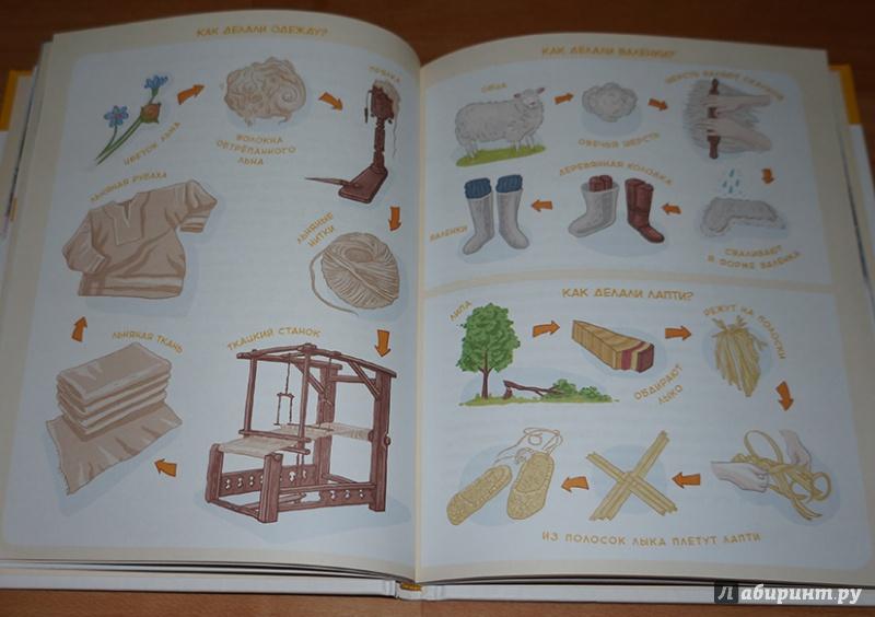 Иллюстрация 53 из 89 для Как жили на Руси - Елена Качур | Лабиринт - книги. Источник: Ёжик