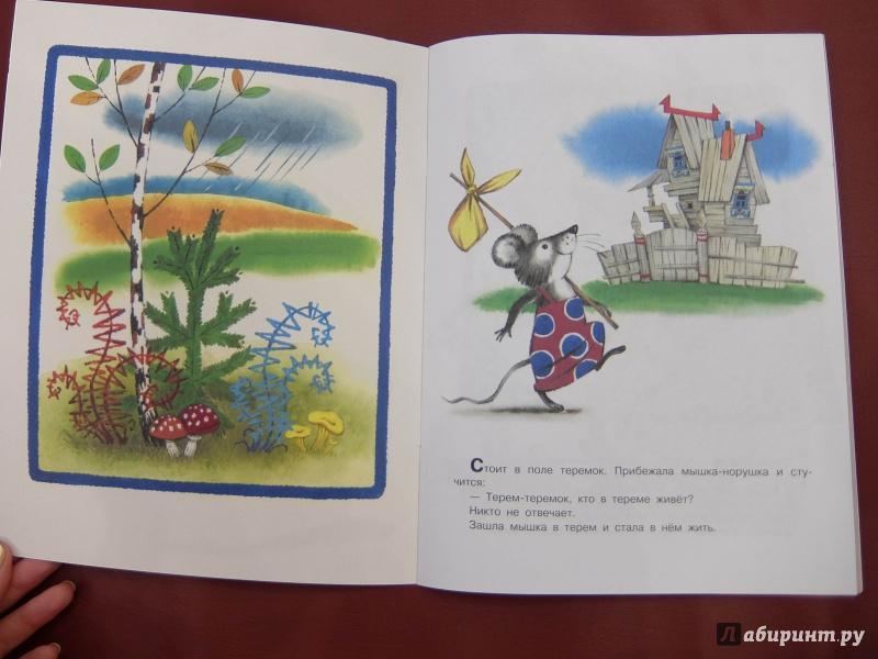 Иллюстрация 3 из 32 для Теремок | Лабиринт - книги. Источник: lunar squirrel