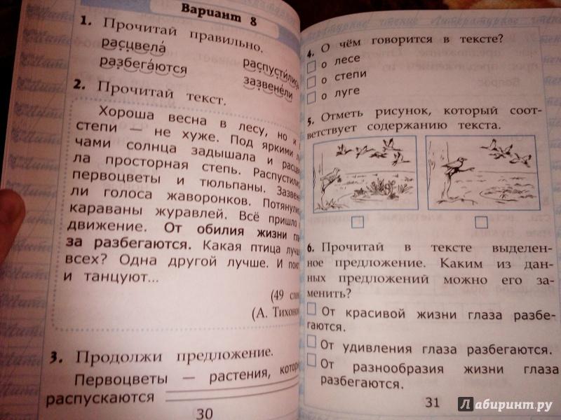 Иллюстрация 2 из 14 для Чтение. 1 класс. Работа с текстом. ФГОС - Ольга Крылова | Лабиринт - книги. Источник: книгофобия