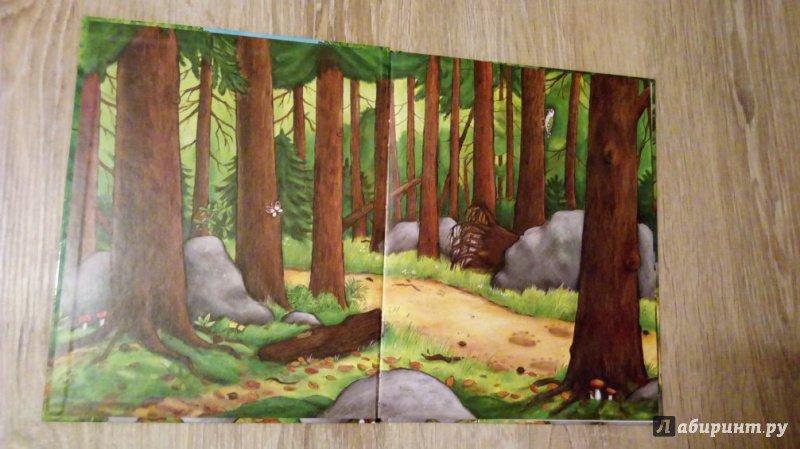 Иллюстрация 64 из 137 для Груффало - Джулия Дональдсон   Лабиринт - книги. Источник: Сажнева  Ольга