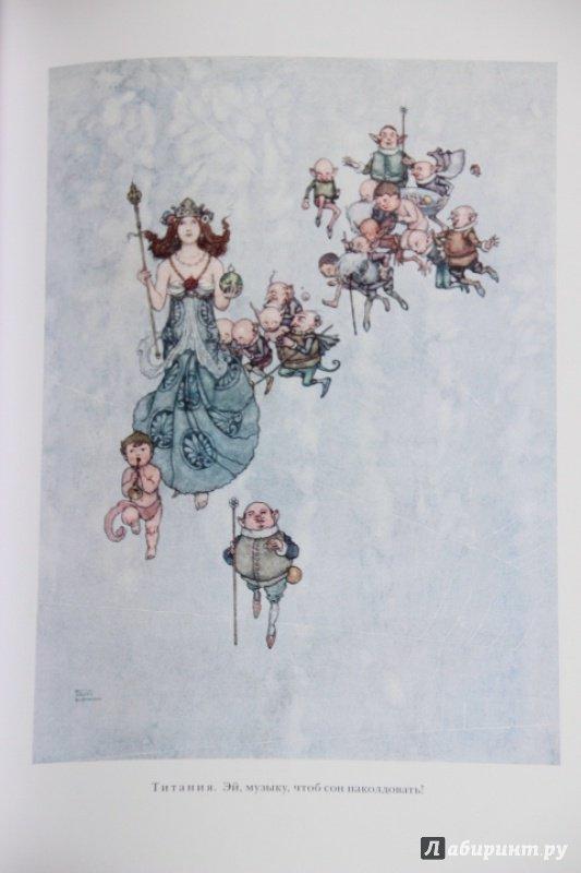 Иллюстрация 5 из 48 для Сон в летнюю ночь. Двенадцатая ночь - Уильям Шекспир | Лабиринт - книги. Источник: Blackboard_Writer