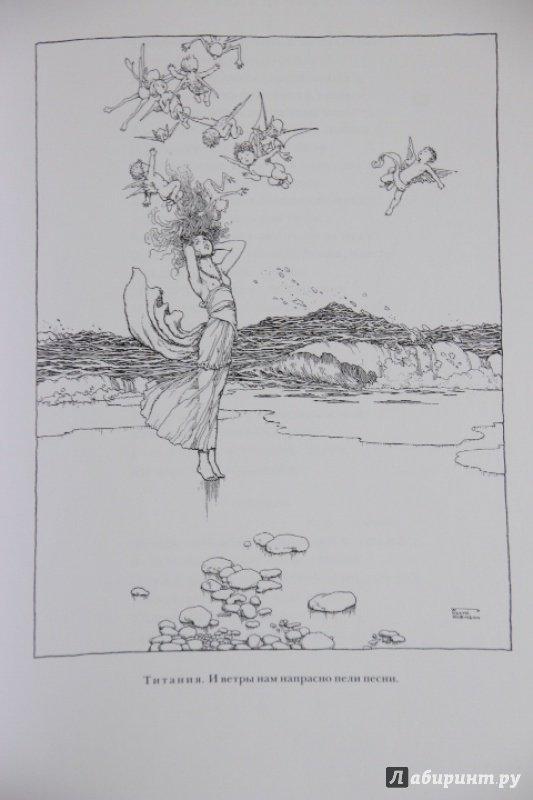 Иллюстрация 13 из 48 для Сон в летнюю ночь. Двенадцатая ночь - Уильям Шекспир   Лабиринт - книги. Источник: Blackboard_Writer