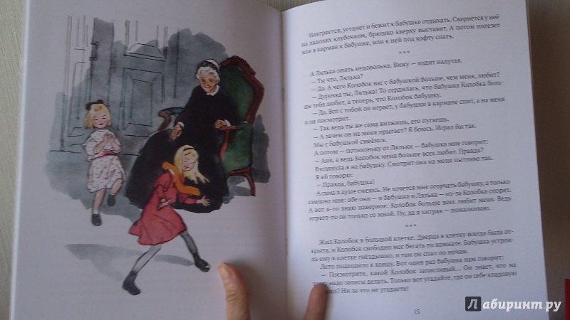 Иллюстрация 54 из 55 для Бабушкин колобок - Елена Верейская | Лабиринт - книги. Источник: Глазкова  Елена