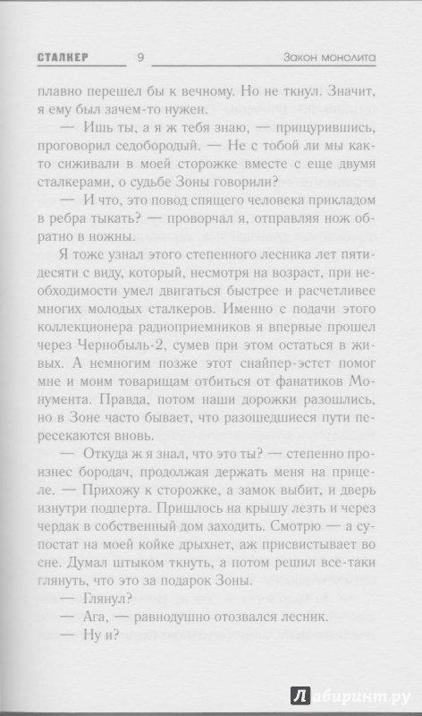 Иллюстрация 28 из 38 для Закон монолита - Дмитрий Силлов | Лабиринт - книги. Источник: Bash7
