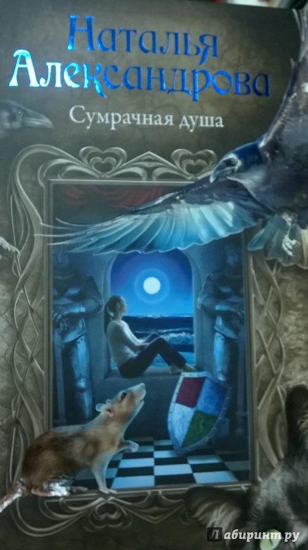 Иллюстрация 15 из 18 для Сумрачная душа - Наталья Александрова | Лабиринт - книги. Источник: Марина