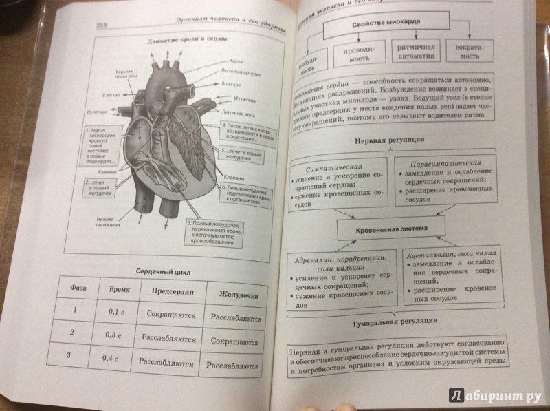 ионцева торгалов биология в схемах и таблицах скачать pdf