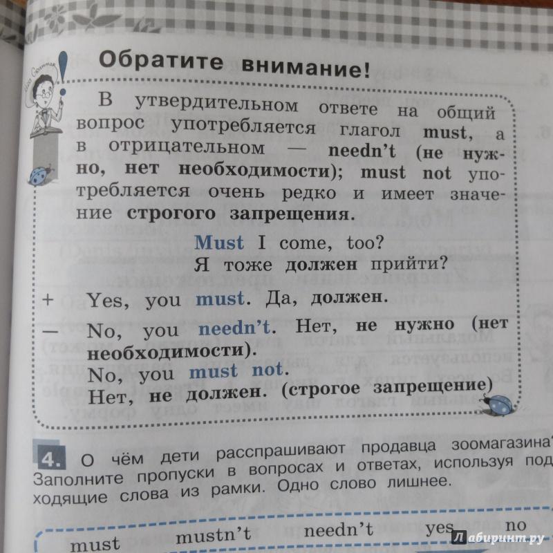 английскому кузовлев по класс грамматический справочник гдз 3