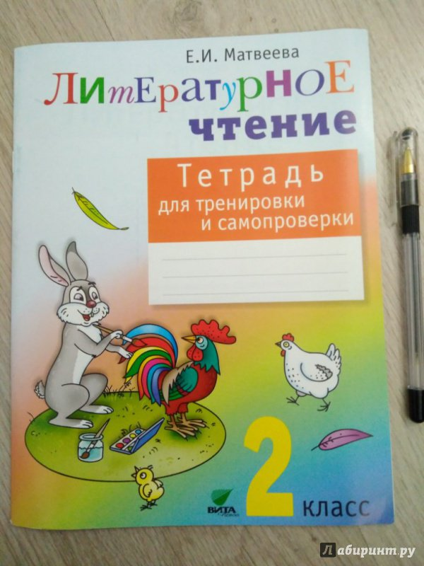 Иллюстрация 1 из 12 для Литературное чтение. Тетрадь для тренировки и самопроверки. 2 класс. ФГОС - Елена Матвеева | Лабиринт - книги. Источник: Тайна