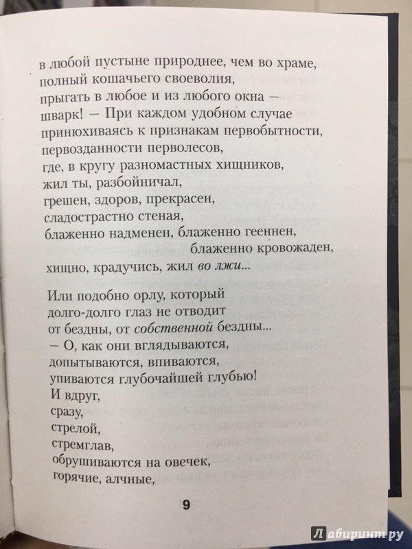 Иллюстрация 20 из 23 для Песни Заратустры - Фридрих Ницше   Лабиринт - книги. Источник: Lina