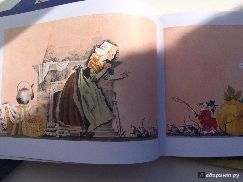 Иллюстрация 22 из 44 для Любимые сказки детства. Золушка - Шарль Перро | Лабиринт - книги. Источник: Макушева  Вера