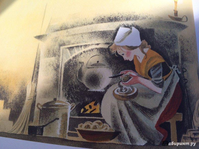 Иллюстрация 15 из 44 для Любимые сказки детства. Золушка - Шарль Перро | Лабиринт - книги. Источник: Макушева  Вера
