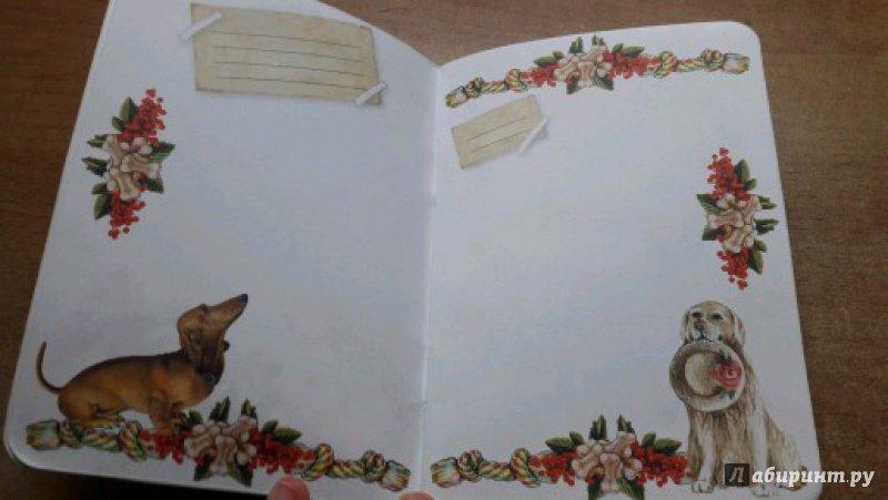 Иллюстрация 14 из 16 для Блокнот. Собаки А6 | Лабиринт - канцтовы. Источник: Kate Panda