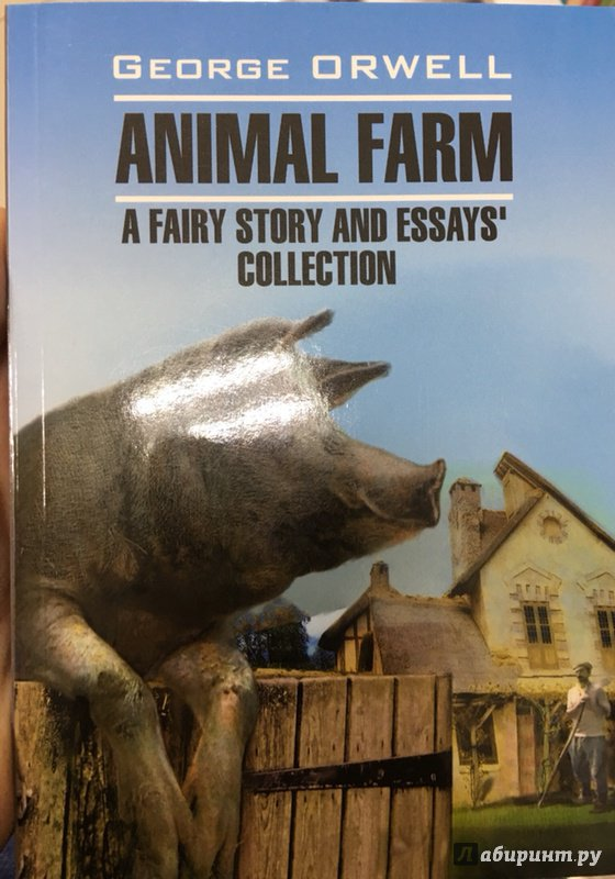 "animal farm eesay In animal farm, george orwell depicts a ""utopian"" society based on the principles of ""animalism"" that promises harmony and equality among the animals led by the pigs, the animals overthrow the humans on the farm and take."