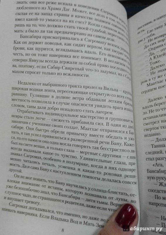 Иллюстрация 12 из 15 для Копье и кость - Анастасия Машевская   Лабиринт - книги. Источник: Сафиулина  Юлия