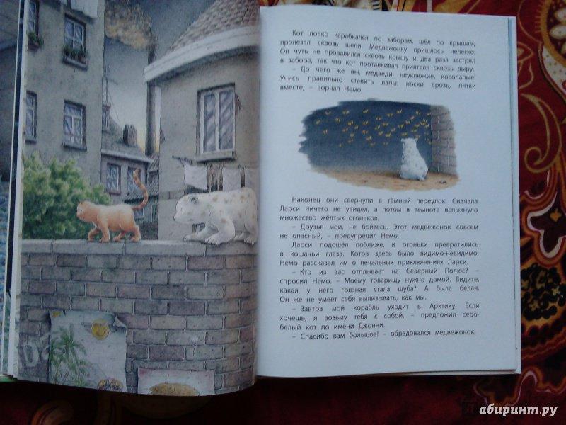 Иллюстрация 18 из 53 для Морское путешествие белого медвежонка - Беер Де   Лабиринт - книги. Источник: Ольга