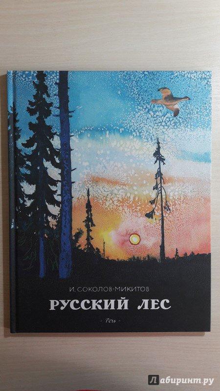 Иллюстрация 47 из 56 для Русский лес - Иван Соколов-Микитов | Лабиринт - книги. Источник: Елена  Е.
