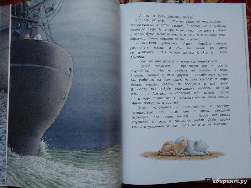 Иллюстрация 15 из 53 для Морское путешествие белого медвежонка - Беер Де | Лабиринт - книги. Источник: Ольга