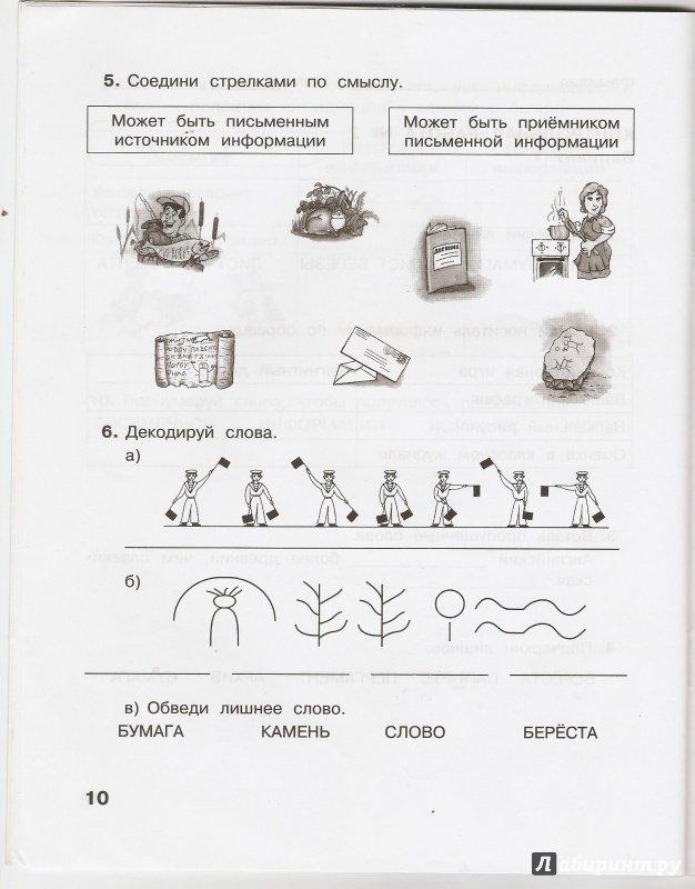 Матвеев решебник контрольные работы 4 класс