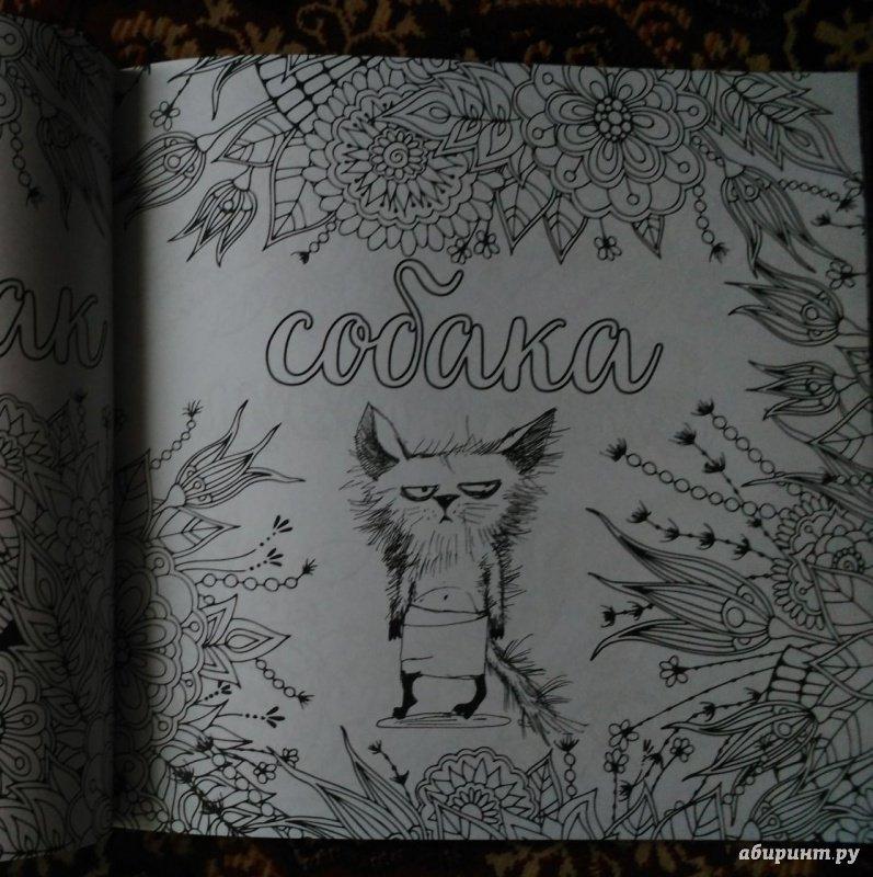 Иллюстрация 10 из 34 для Вы меня бесите! Раскраска-антистресс для взрослых | Лабиринт - книги. Источник: Космос