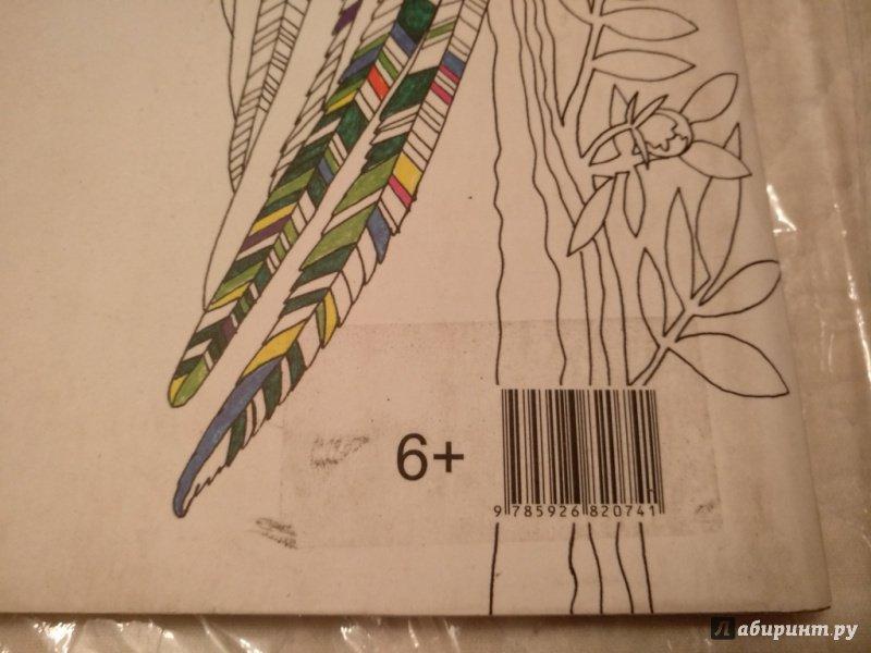 Иллюстрация 50 из 50 для Птицы счастья. Раскрась свой мир и добавь жизни цвета   Лабиринт - книги. Источник: Поперекина  Марина