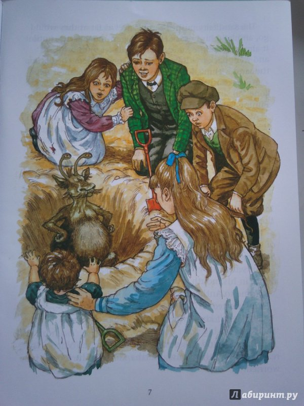 edith nesbit 5 children it E nesbit, in full edith nesbit, (born august 15, 1858, london, england—died may 4  nesbit began writing fiction for children in the early 1890s.