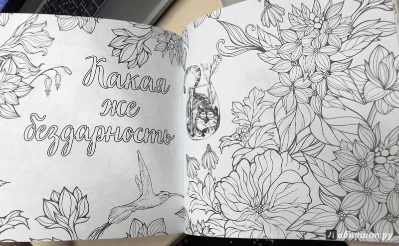 Иллюстрация 27 из 34 для Вы меня бесите! Раскраска-антистресс для взрослых   Лабиринт - книги. Источник: Аксененкова  Екатерина