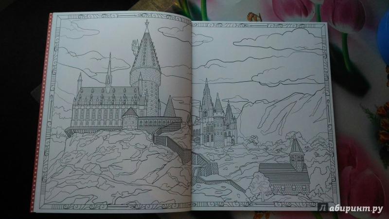 Иллюстрация 45 из 60 для Гарри Поттер. Волшебники и где их ...
