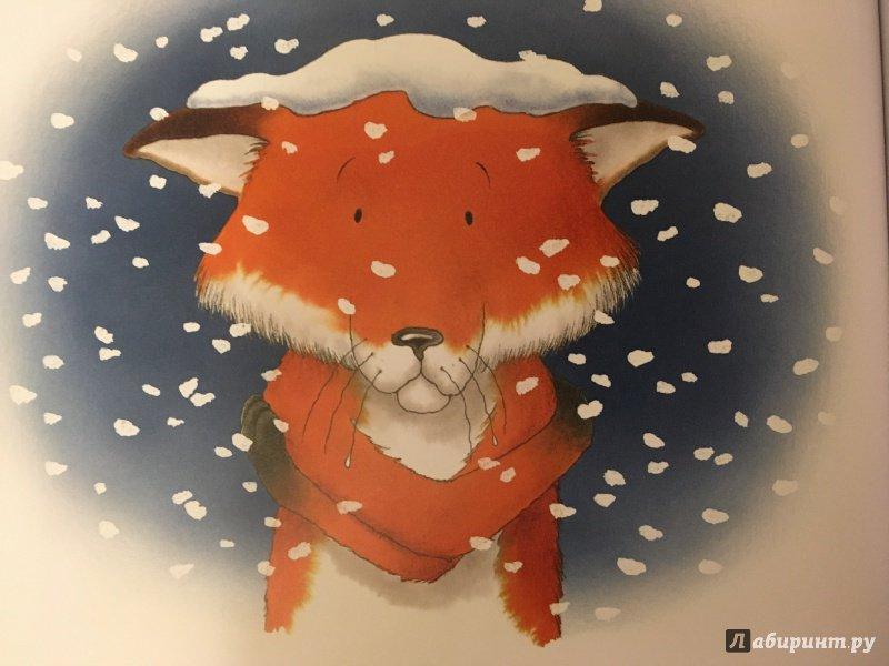 Иллюстрация 77 из 91 для Однажды зимней ночью - Ник Баттерворт   Лабиринт - книги. Источник: Глазкова  Елена