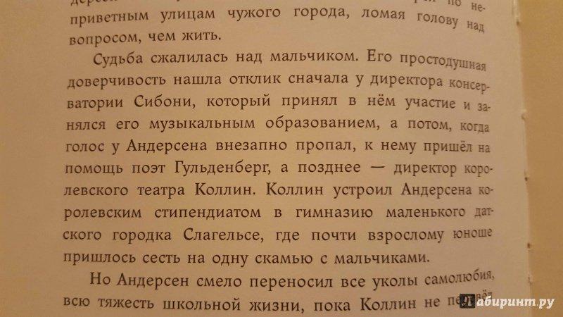 Иллюстрация 19 из 25 для Маленький Андерсен - Алтаев, Феличе | Лабиринт - книги. Источник: Дегиль  Ирина