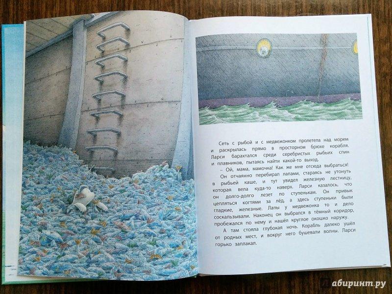 Иллюстрация 43 из 53 для Морское путешествие белого медвежонка - Беер Де   Лабиринт - книги. Источник: Natalie Leigh