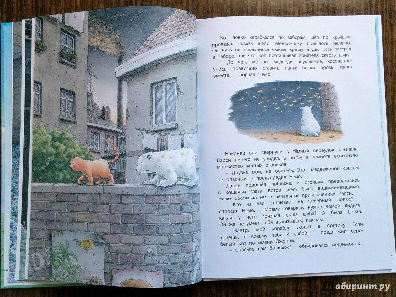 Иллюстрация 48 из 53 для Морское путешествие белого медвежонка - Беер Де   Лабиринт - книги. Источник: Natalie Leigh
