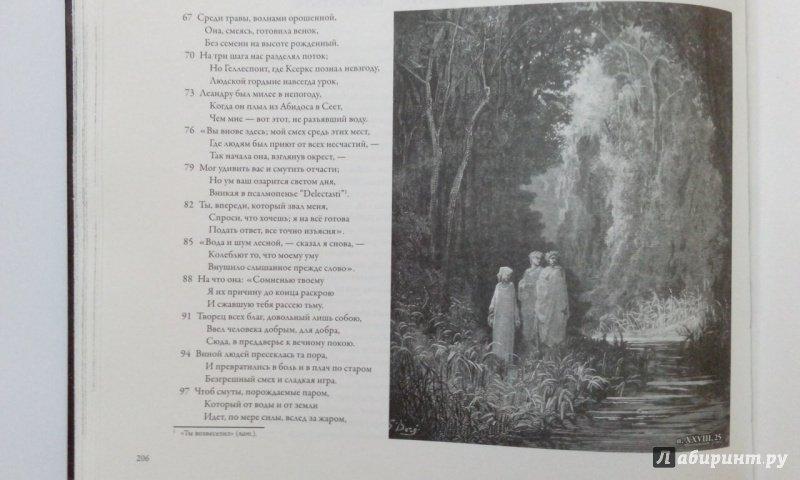 Иллюстрация 37 из 52 для Божественная комедия с иллюстрациями Гюстава Доре - Данте Алигьери   Лабиринт - книги. Источник: Blackboard_Writer