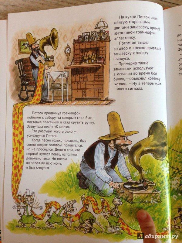 Иллюстрация 46 из 49 для Именинный пирог - Свен Нурдквист   Лабиринт - книги. Источник: Романова  Ксения