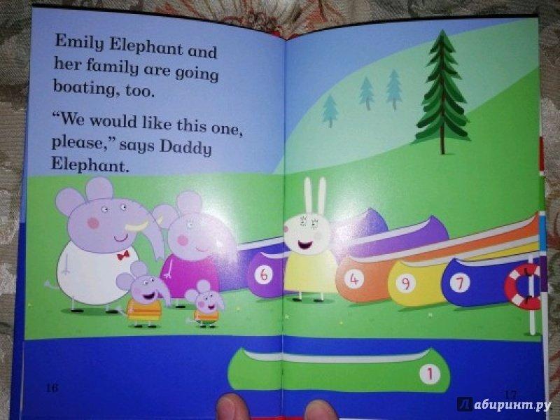 иллюстрация 8 из 22 для Peppa Pig Going Boating лабиринт книги