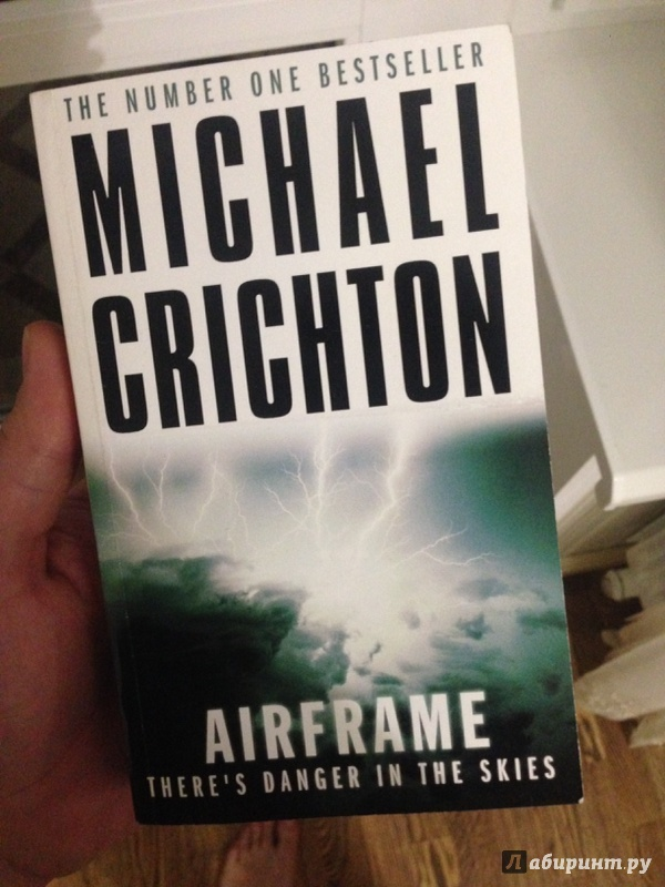 a comprehensive analysis of airframe by michael crichton Tools for analysis the analysis of narratives from a long interview airframe by michael crichton (1996) airframe by michael crichton.