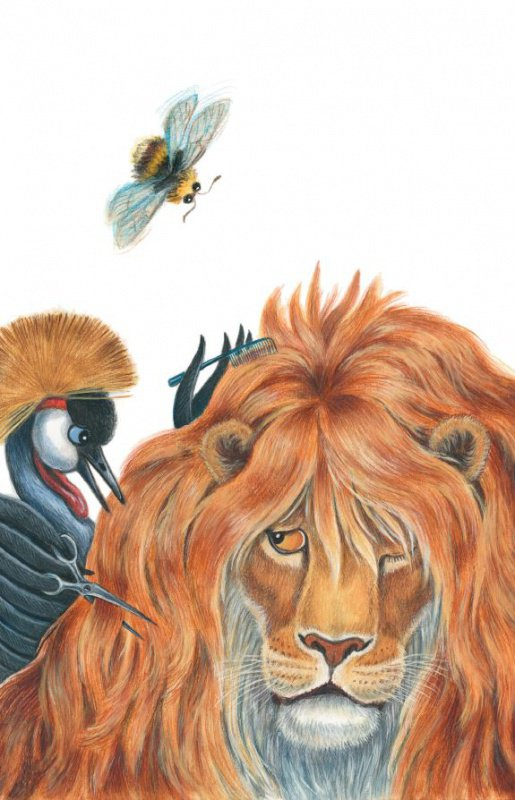 Иллюстрация 21 из 41 для Кто самый добрый? Стихи и сказки - Эмма Мошковская   Лабиринт - книги. Источник: Редактор этой книги