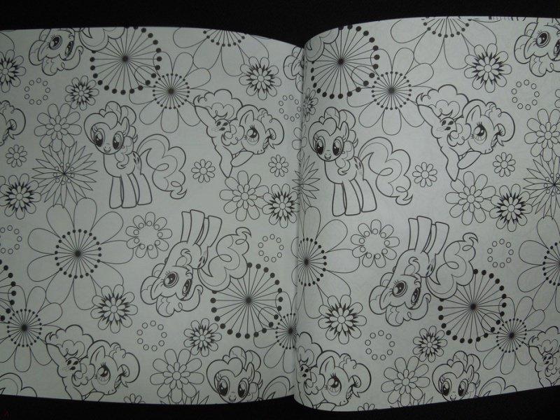 Иллюстрация 18 из 18 для Волшебные узоры. Раскраска ...