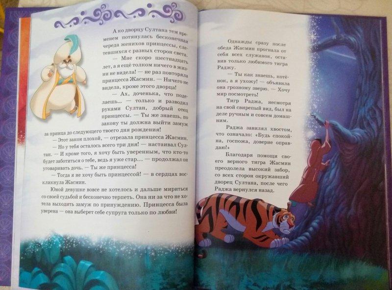 Иллюстрация 29 из 49 для Аладдин. Тайна старой лампы | Лабиринт - книги. Источник: Новикова  Алена