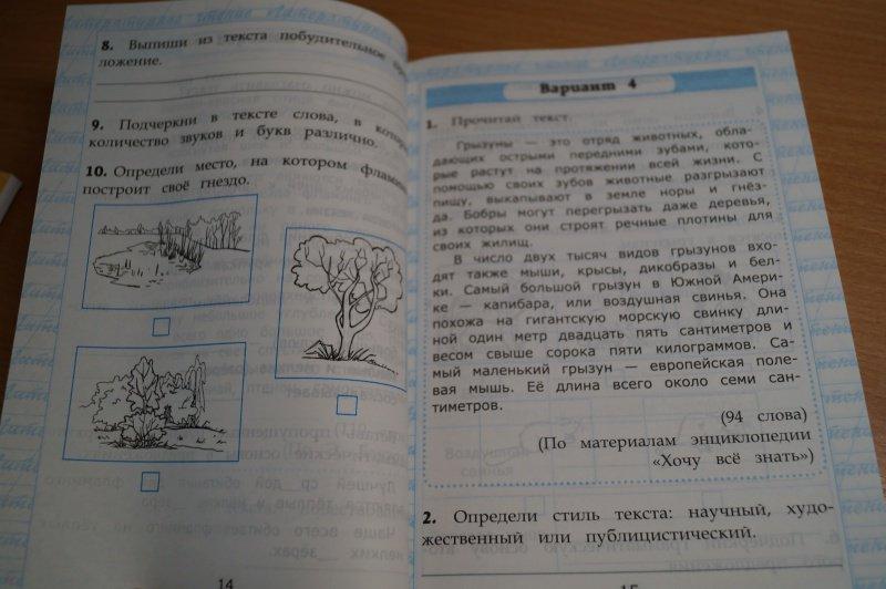 чтение работа с текстом 3 класс крылова решебник 17 вариант