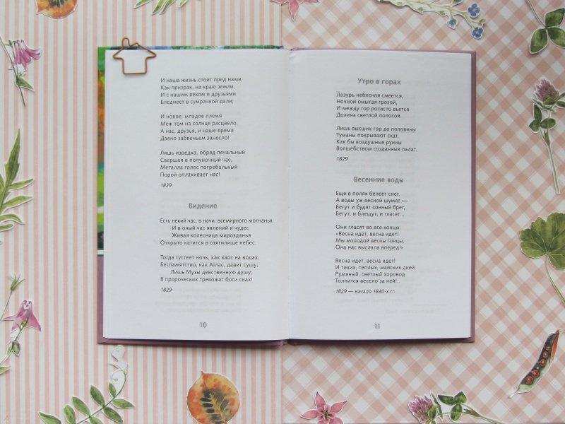 Иллюстрация 10 из 16 для Лирика - Федор Тютчев   Лабиринт - книги. Источник: Табачникова  Марина Юрьевна