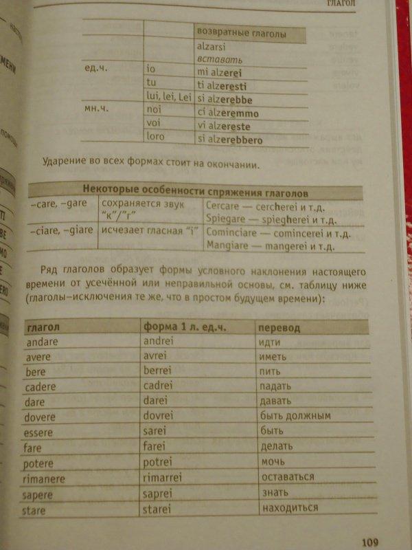 Иллюстрация 24 из 37 для Вся грамматика итальянского языка в схемах и таблицах - Буэно, Грушевская | Лабиринт - книги. Источник: Затерянная