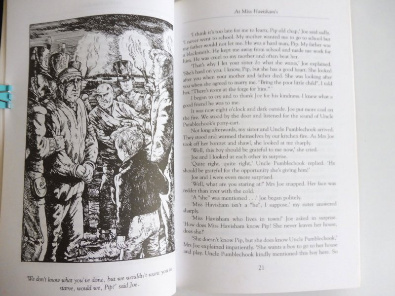 an analysis of mrs joe a character in great expectations by charles dickens 6 a teacher's guide to the signet classics edition of charles dickens's great expectations chapter 5, pages 29-39 plot development: the soldiers have come not to arrest pip but because they need joe to.