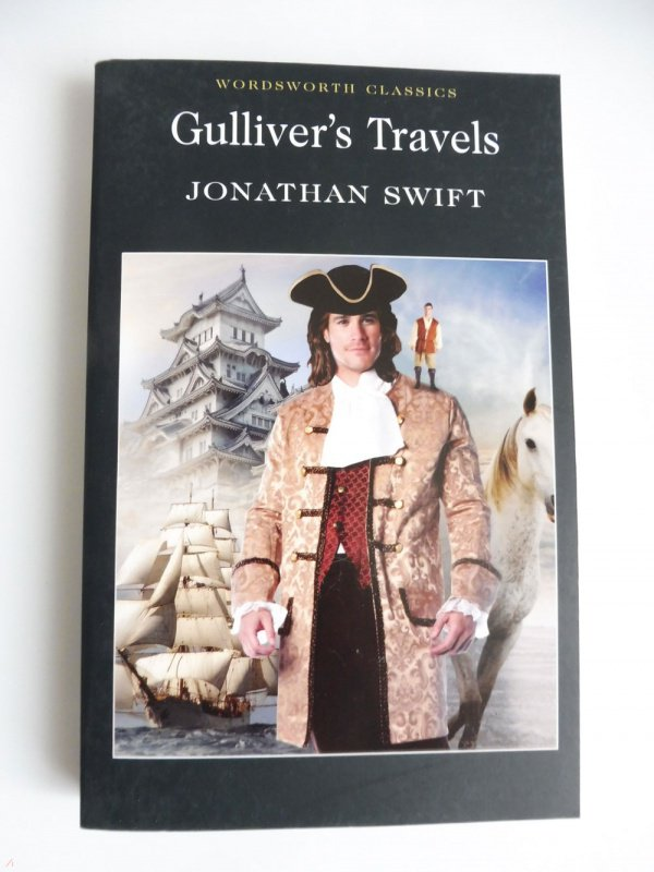 a comparison of gullivers travels by jonathan swift and the adventures of baron munchausen by terry  Gulliver revived, or the singular travels, campaigns, voyages, and adventures of baron munikhouson, commonly pronounced for the 1792 sequel to the adventures of baron munchausen , an anonymous artist drew the baron as a dignified but tired old.
