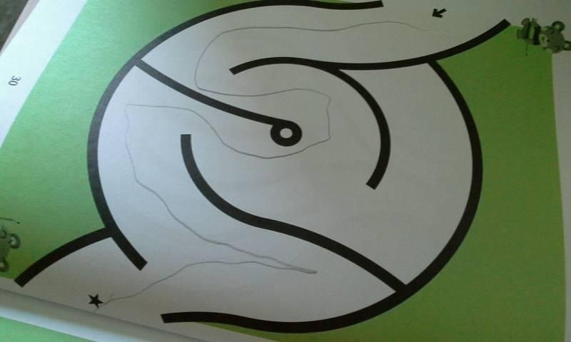 Иллюстрация 54 из 62 для KUMON. Простые лабиринты - Тору Кумон | Лабиринт - книги. Источник: Саша