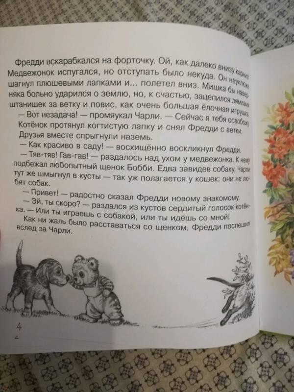 Иллюстрация 23 из 41 для Мишка Фредди - Одри Таррант   Лабиринт - книги. Источник: Федина  Екатерина Дмитриевна